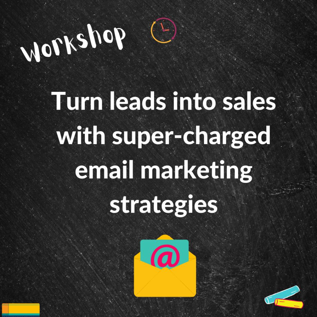 Email Marketing Strategy Workshop