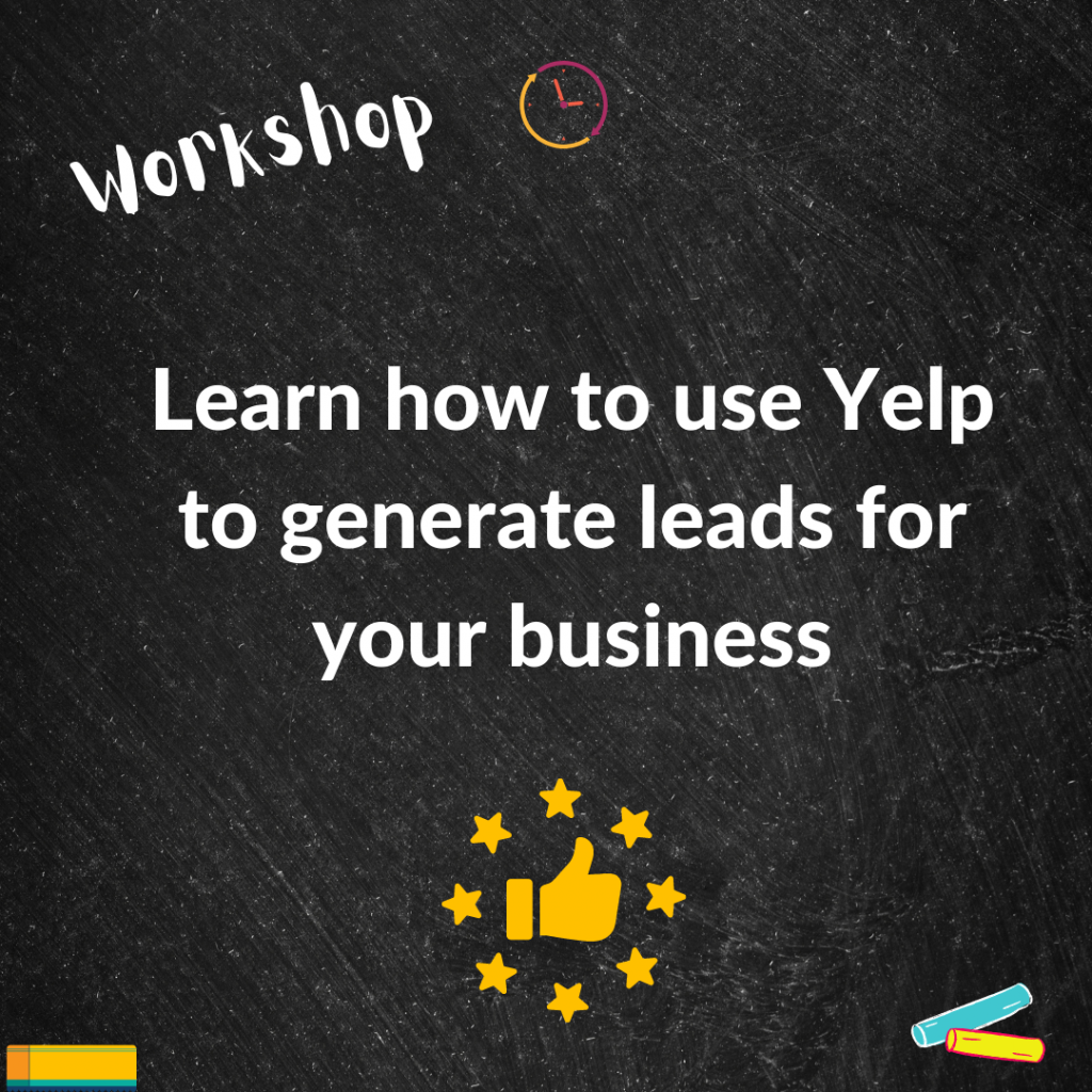 Lead Generation With Yelp